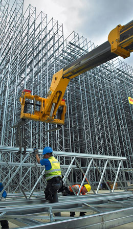 Globe Projects Support Contracting Est, Al Jubail, Kingdom of Saudi