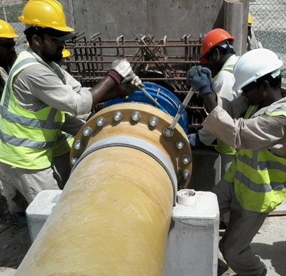 Globe Projects Support Contracting Est, Al Jubail, Kingdom